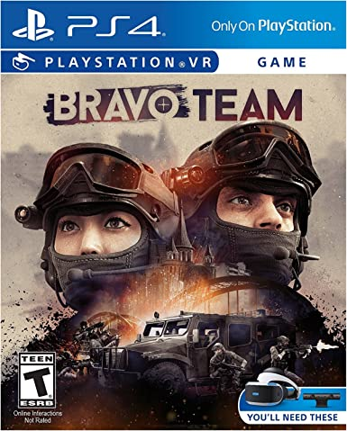 Sony Bravo Team Básico PlayStation 4 vídeo - Juego (PlayStation 4 ...