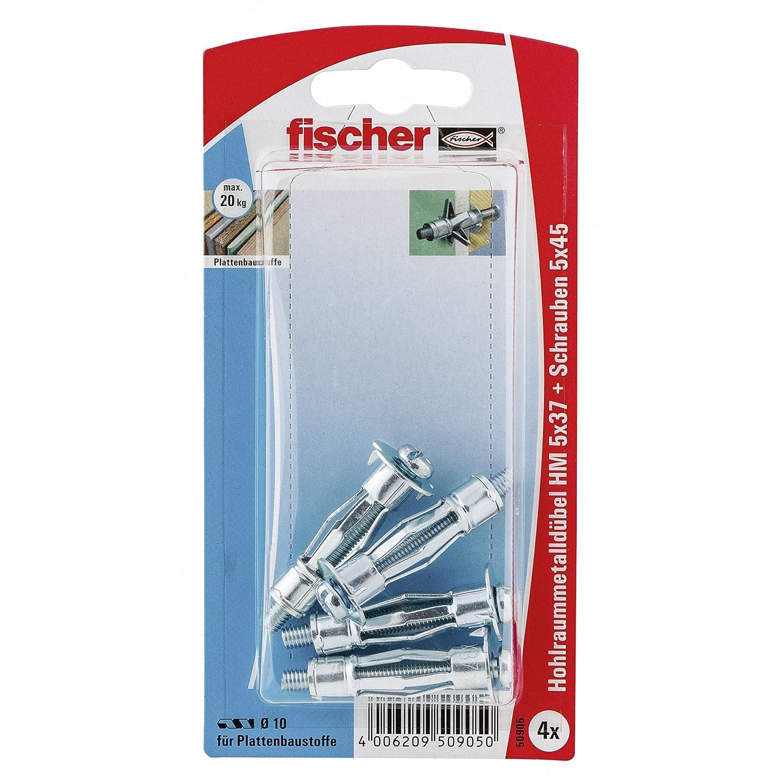 fischer 519778 Taco Hm 6X52 S // 50C Caja 50 Ud