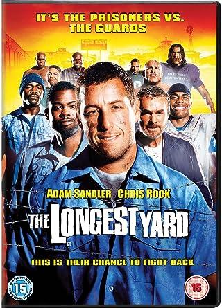 Amazon. Com: the longest yard (non us format, pal, region 2.