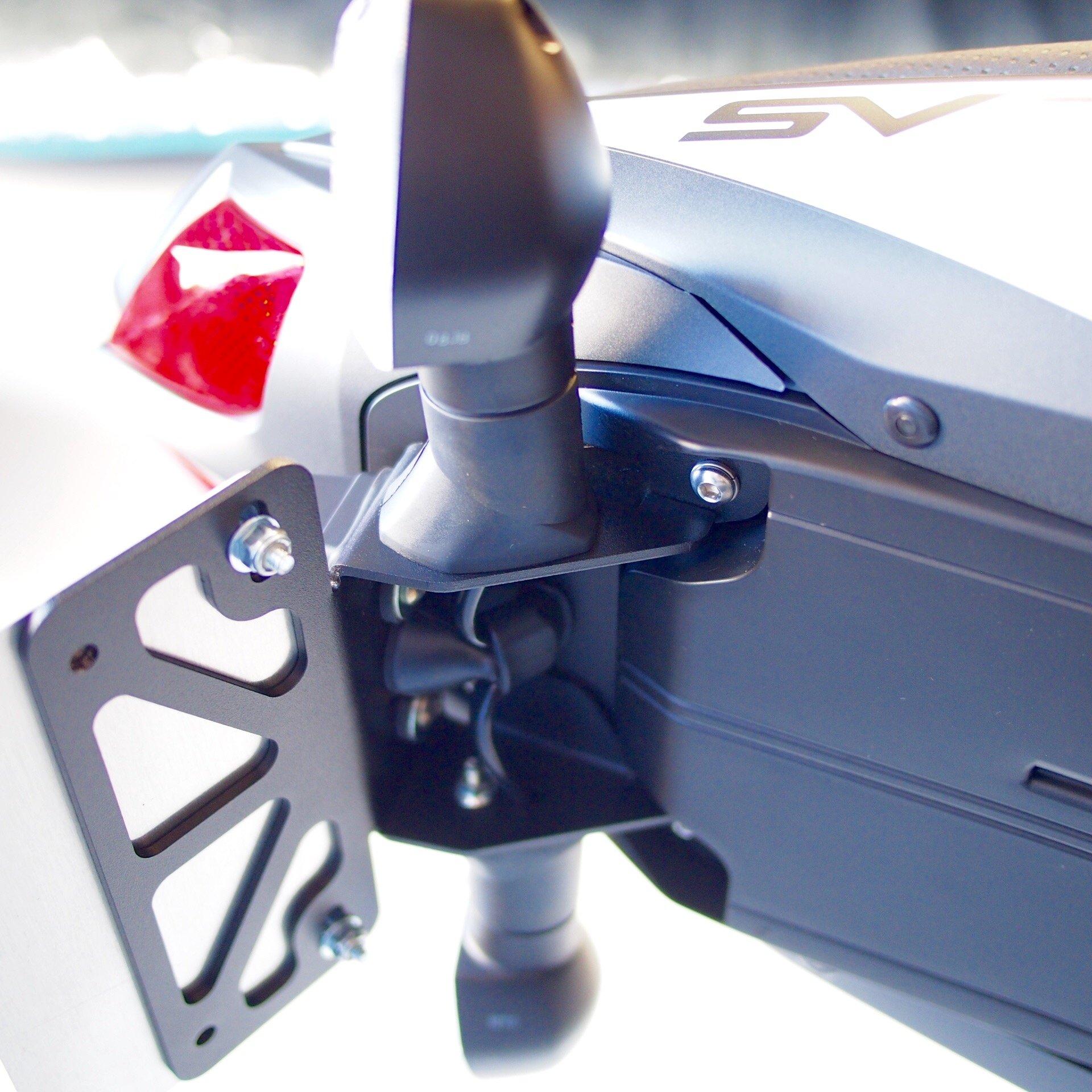 Vagabond Motorsports Suzuki SV650 VM-SV610 Fender Eliminator by Vagabond Motorsports (Image #2)