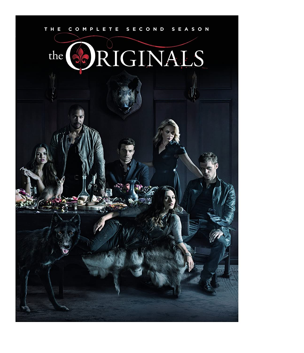 The Originals: Season 2 Julie Plec Leslie Morgenstein Joseph Morgan Daniel Gillies
