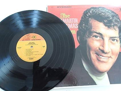 Dean Martin Christmas.The Dean Martin Christmas Album Original Recording