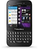 BlackBerry Q5 Smartphone (7,84 cm (3.1 Zoll) Display, QWERTZ-Tastatur, 5 MP Kamera, 8 GB interner Speicher, NFC, Blackberry 10.1 Betriebssystem) schwarz