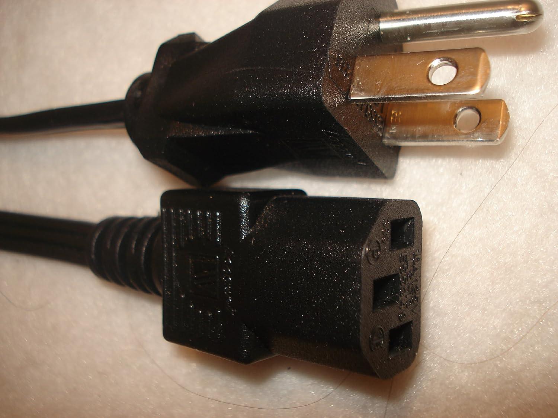 Longwell Flat Heavy Duty - 6 Ft - Power Cord