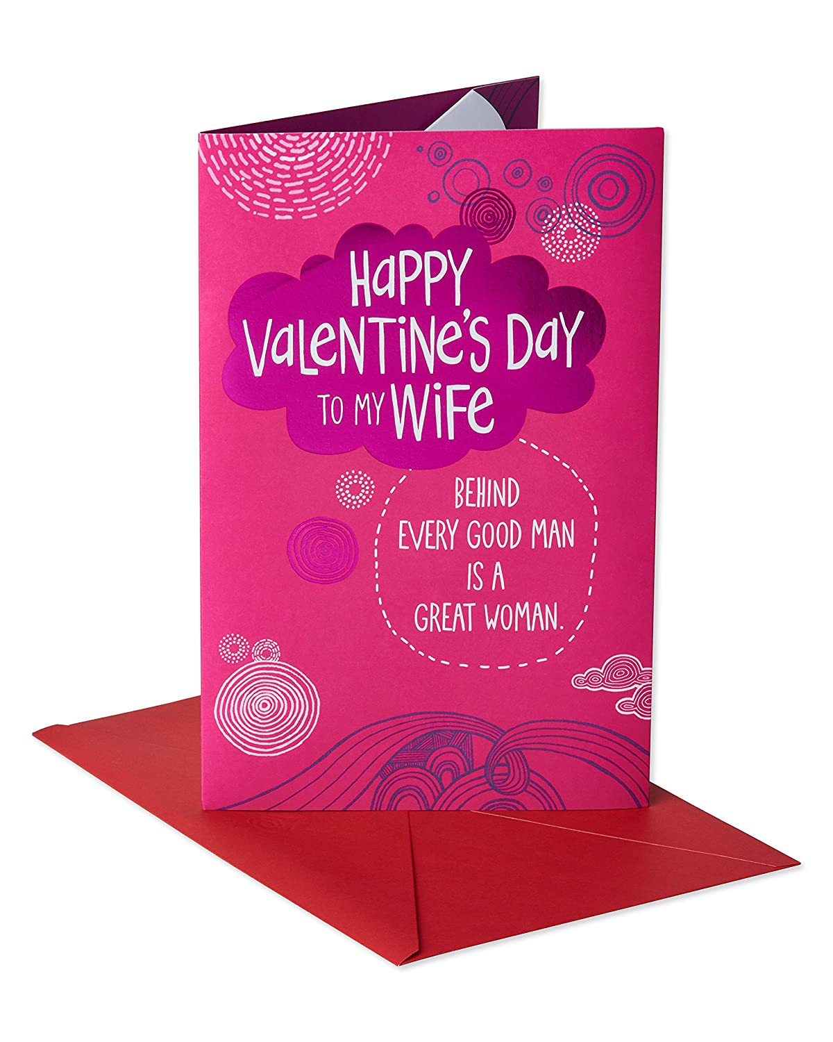 Amazon American Greetings Funny Great Woman Valentines Day