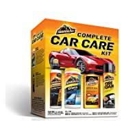 Armor All 13703C Complete Car Care Kit 4pc