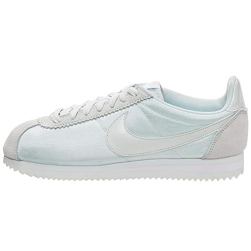 Nike CLASSIC CORTEZ SUEDE Zapatillas Mujer Zapatos bajas