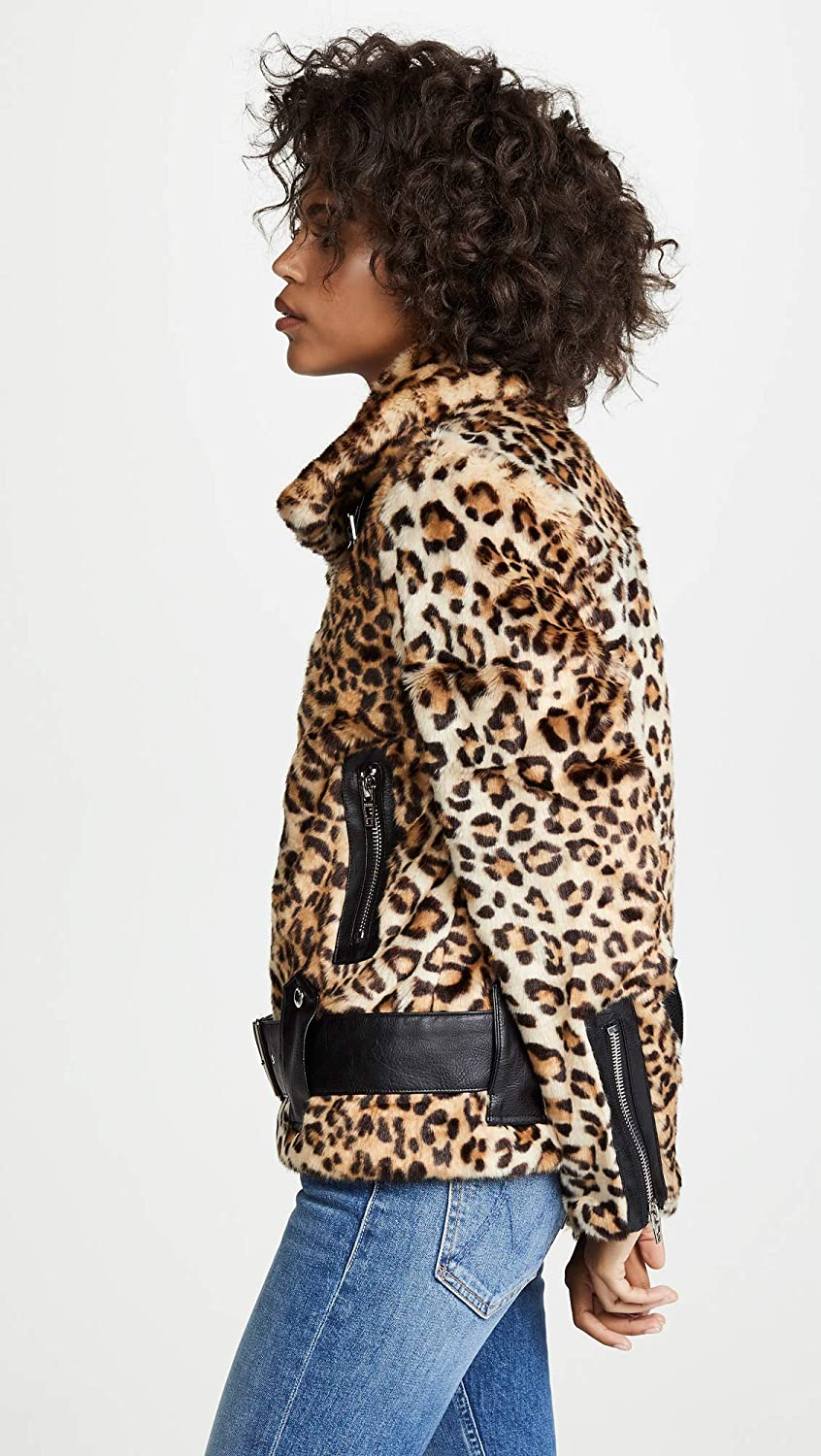 BLANKNYC Details about  / Women/'s Leopard Printed Mid Rise Skinny Choose SZ//color