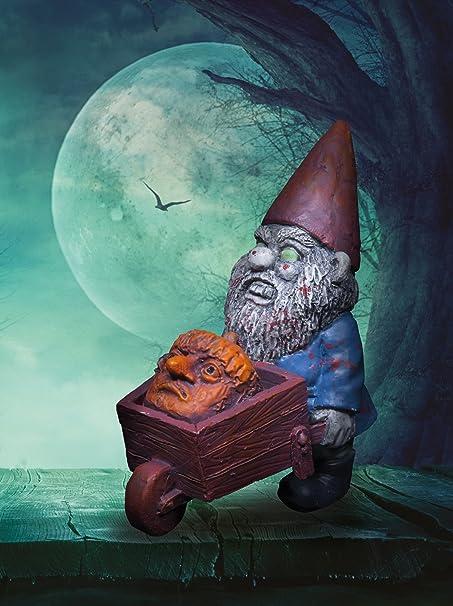 Amazon com : THUMBS UP Thumbsup UK, Mini Zombie Gnomes, Set
