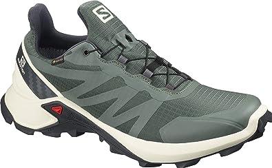 SALOMON Shoes Supercross GTX Balsam, Zapatillas de Running para ...