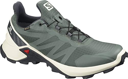salomon trail running shoes mens sale video