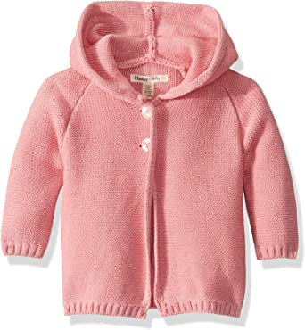 Hatley Baby Girls Mini Duffle Sweater