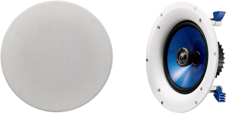 Yamaha NSIC800WH 140-Watts 2-Way RMS Speaker -- White (2 Speakers) (Renewed)