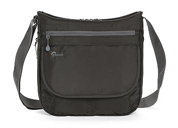 9b21fd1f42 Lowepro 250 StreamLine Shoulder Bag - Grey  Amazon.co.uk  Camera   Photo