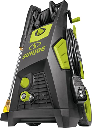 Sun Joe SPX3501 2300-PSI 1.48 GPM Brushless Induction Electric Pressure Washer