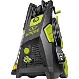Sun Joe SPX3501 2300-PSI 1.48 GPM Brushless Induction Electric Pressure Washer w/Brass Hose Connector and Hose Reel