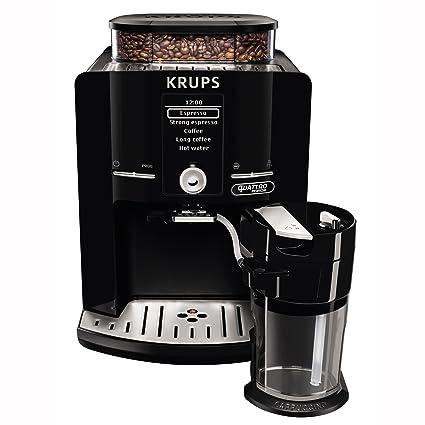 Krups EA82F8 - Cafetera (Independiente, Máquina espresso, 1,7 L, Granos