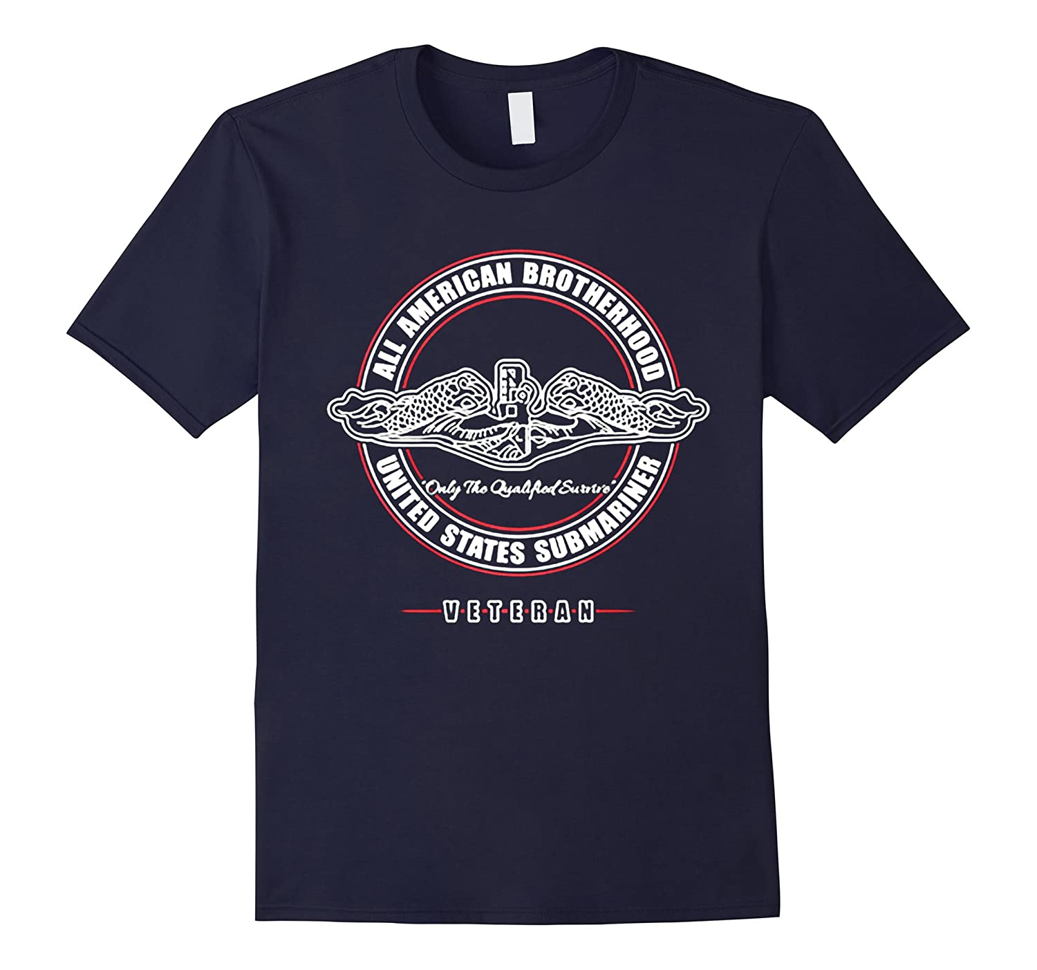 US Submariner - All American Brotherhood Tshirt-Vaci