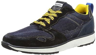 c2a1995dfbf6 Amazon.com  Diesel Men s Cortt S-rv Low Denim - Sneakers  Shoes