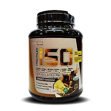 ISO PREMIUM (Chocolate + Banana, 1 kg.): Amazon.es: Salud y ...