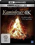 Kaminfeuer - Schmiede/Jagdhütte (4K Ultra-HD) (+ Blu-ray)
