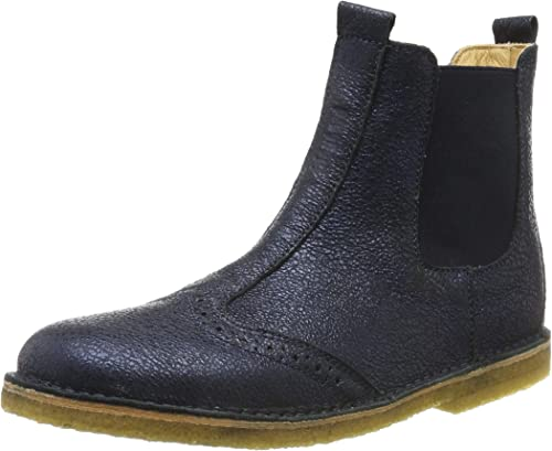 Bisgaard Girls' Nori Chelsea Boots