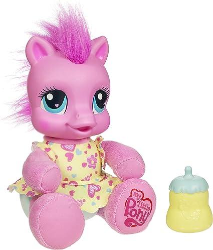 Amazon.com: My Little Pony So Soft Ragdolls - Pinkie Pie: Toys & Games