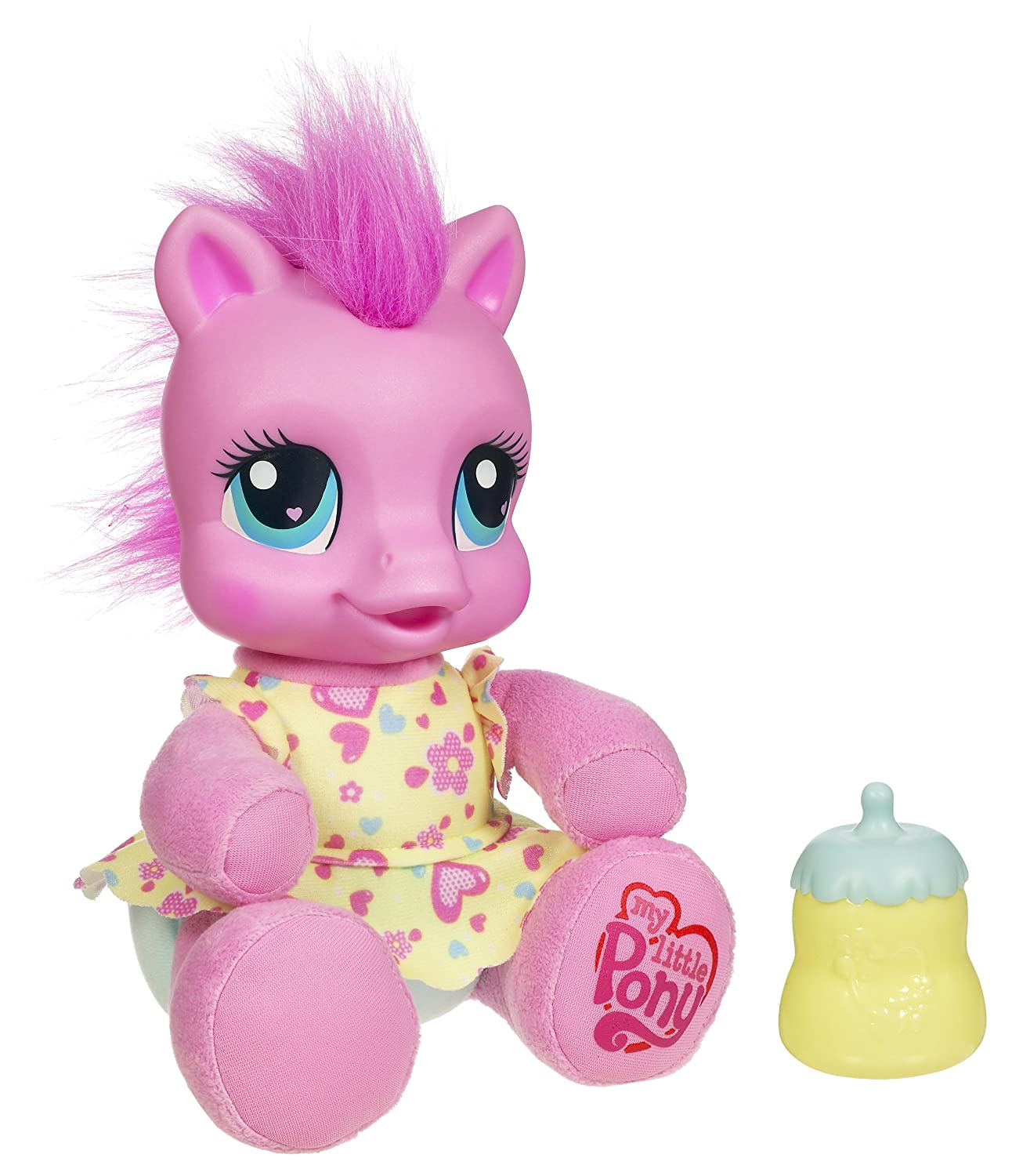 Amazon My Little Pony So Soft Ragdolls Pinkie Pie Toys & Games