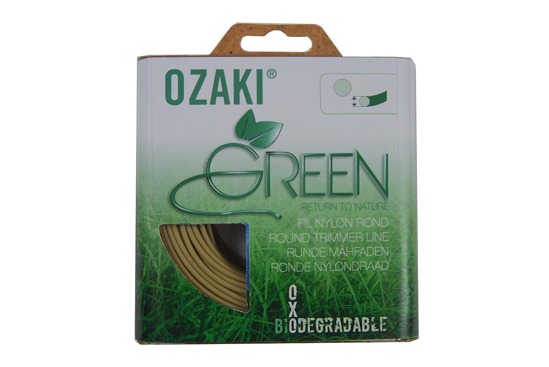Hilo de Nylon Greenstar 3925 oxo-biodegradable Ozaki verde ...