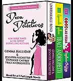 Diva Detectives: Boxed Set of 3 Full Length Mystery Novels