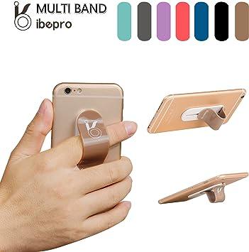 ibepro® Teléfono Celular agarre seguro, soporte universal de ...