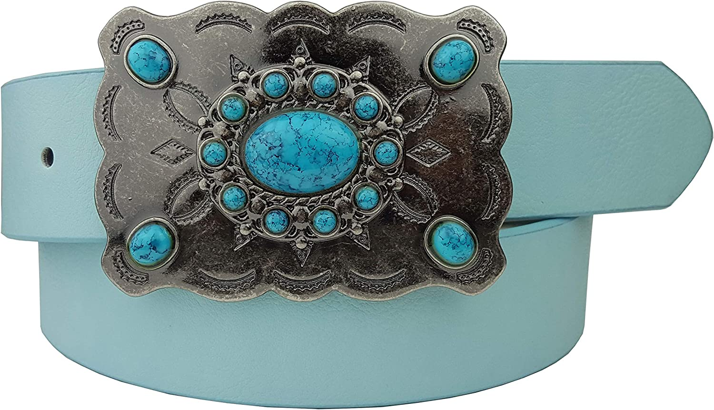 Western Turquoise Buckle...