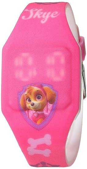 Amazon.com: Nickelodeon PAW4017 - Reloj analógico de cuarzo ...