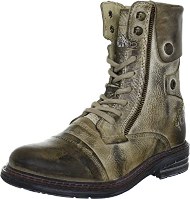 Mens Y18037_BikerBoots Cold lined biker boots half shaft boots and bootees Yellow Cab For Cheap View Cheap Price Cheap Browse hVwI394qQ