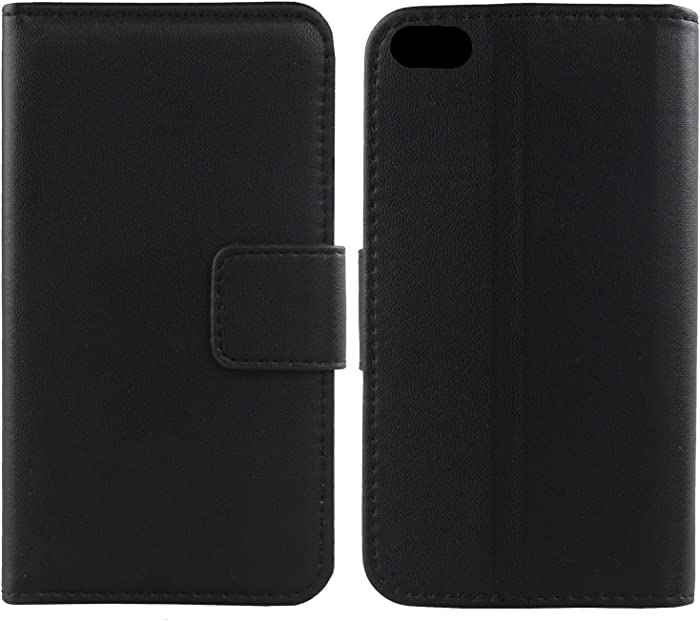 Gukas Design Genuine Leather Case for Apple iPod Touch 6G 6th Gen 4