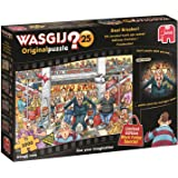 "Wasgij Original 25 ""Deal Breaker!"" Jigsaw Puzzle (1000-Piece)"