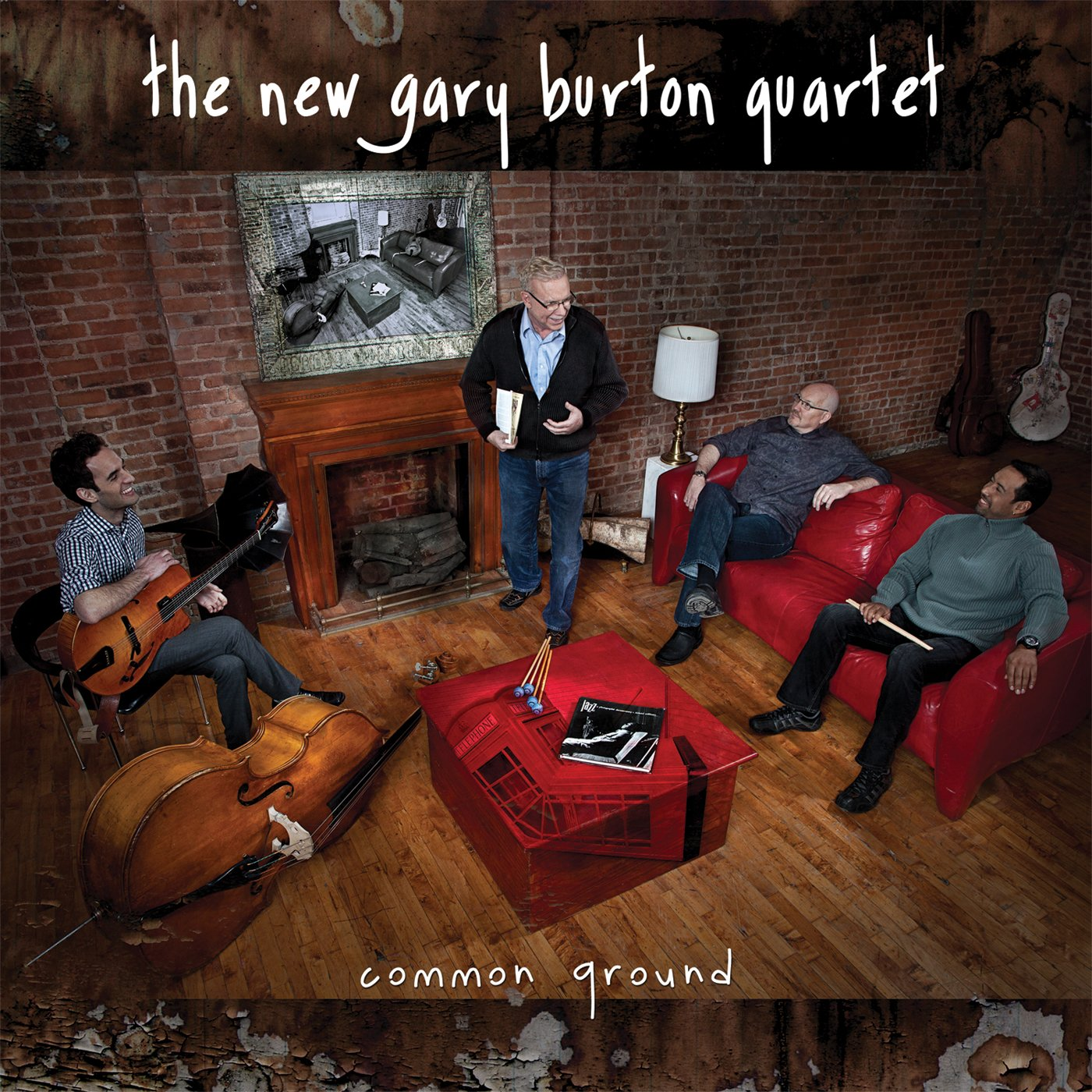 Vinilo : Gary Burton - Common Ground (2PC)