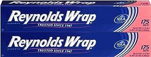 Reynolds Wrap Standard Foil, 2 Count