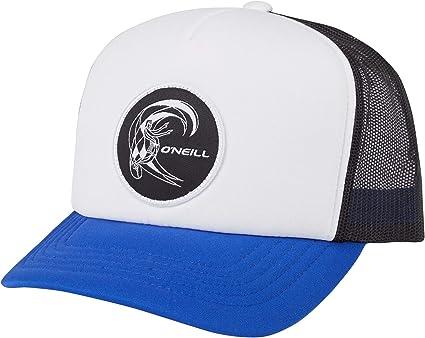 ONEILL BM Trucker Gorra, Hombre, Super White, Talla Única: Amazon ...