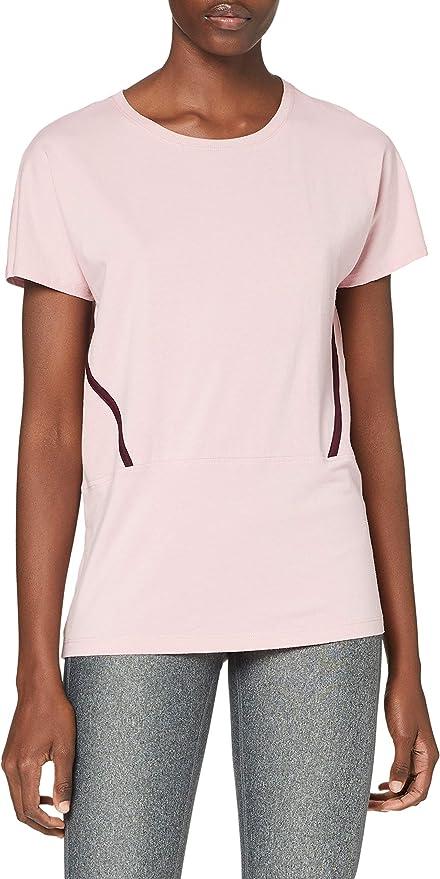 ESPRIT Sports Ocs Tshirt Short Sleeve Camisa de Yoga para Mujer