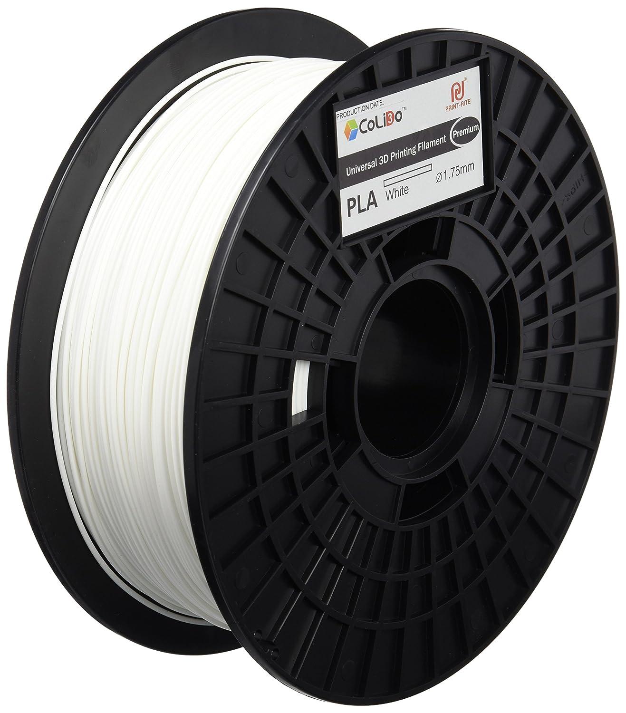 Colido COL3D-LFD018W 3D-Premium Filamento PLA, 1.75 mm, 1 kg ...
