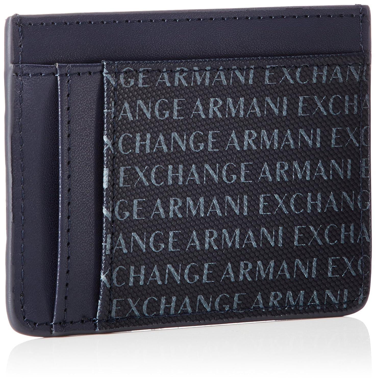 Armani ExchangeCredit Card HolderHombreCarterasAzul (Navy ...