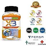 Potente Cúrcuma Orgánica + Colágeno + Condroitina + Glucosamina – Elimina el Dolor en Músculos,