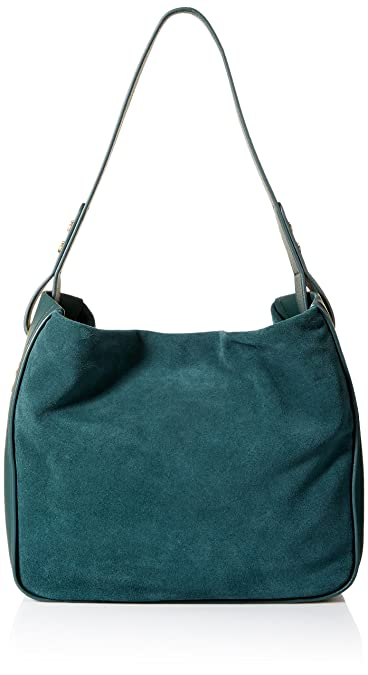 429c489297 Dear Drew by Drew Barrymore Women s Good Hearted Suede and Vegan Leather  Everyday Shoulder Bag Handbag