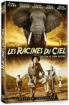 Les Racines du ciel [Francia] [DVD]