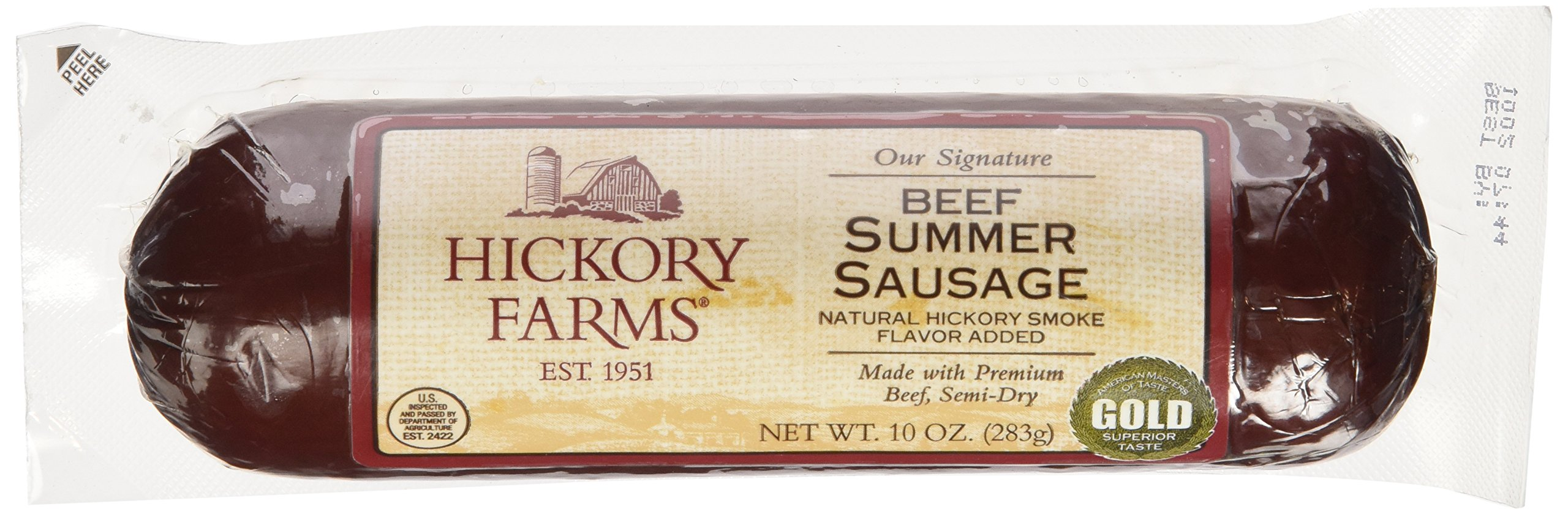 Hickory Farms Beef Summer Sausage