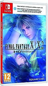Final Fantasy X/ X-2 HD Remaster - Nintendo Switch [Importación inglesa]