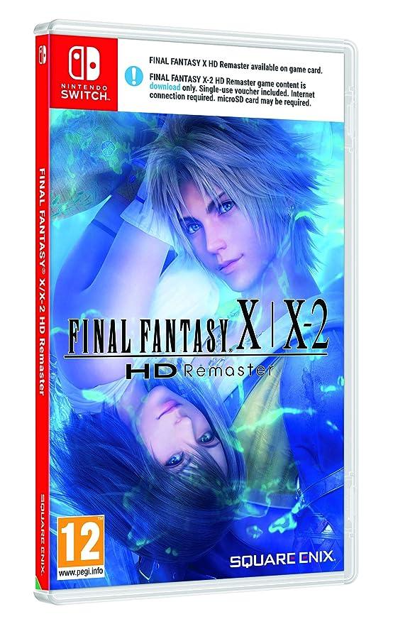 Final Fantasy X/ X-2 HD Remaster (Nintendo Switch): Amazon