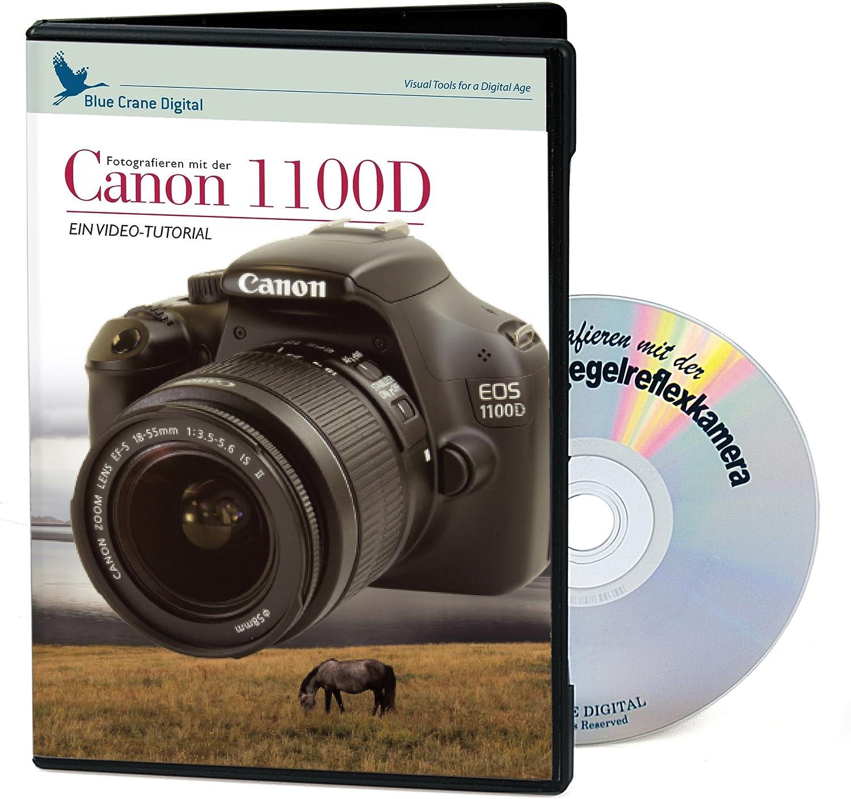Kaiser - Tutorial de vídeo para la cámara Canon 1100 D (DVD, en ...