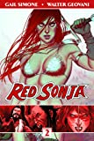 Red Sonja Volume 2: The Art of Blood and Fire